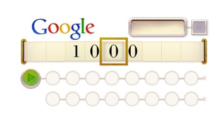 Doodle Turing Google