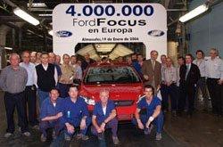 4 millones de Focus producidos en Europa