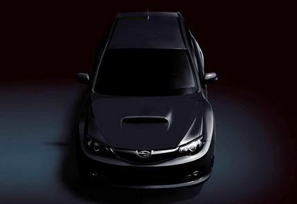 Subaru Impreza WRX STI, primera foto oficial