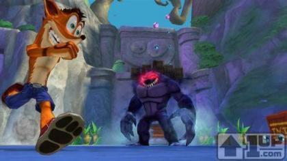 Vuelve 'Crash Bandicoot', pero no a PS3