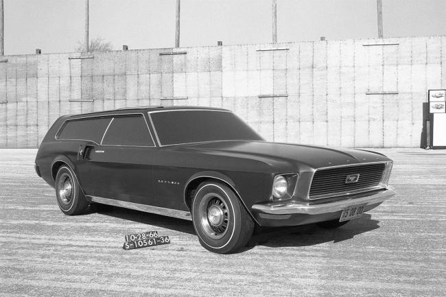 Ford Mustang Station Wagon 1966