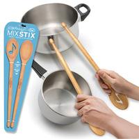 Mix stix, cuchara con baqueta
