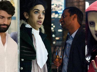 Las 13 escenas más impactantes de las series de 2017