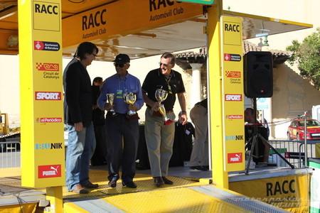 Ganadores del EcoTour RACC