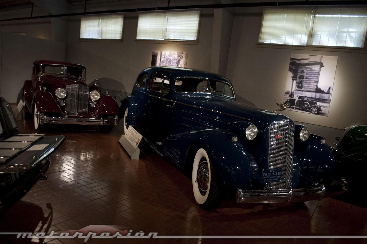 Foto de Gilmore Car Museum (11/61)