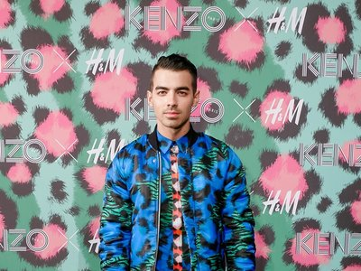 Joe Jonas y Chance The Rapper, entre los primeros en estrenar la colección de Kenzo x H&M