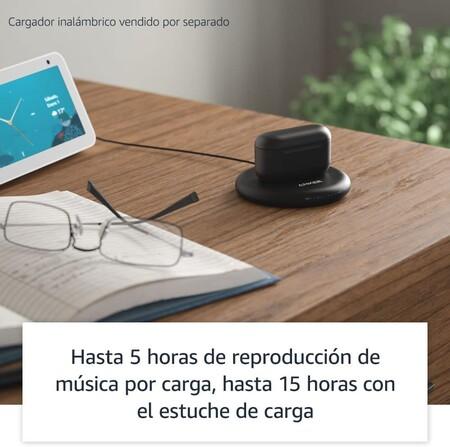 Reserva de los Amazon Echo Buds en México