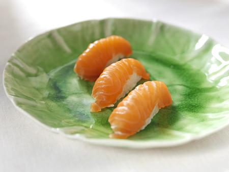 Nsc Niguiri Sushi Salmon Noruego