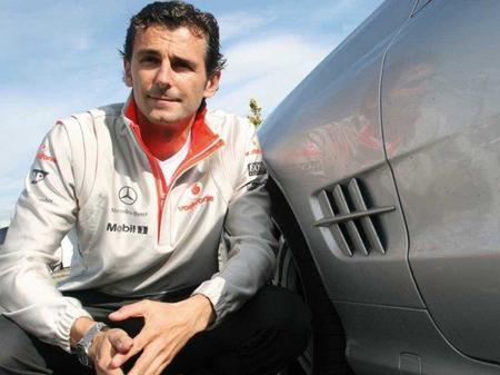 ¿Pedro de la Rosa a un paso de regresar a McLaren?
