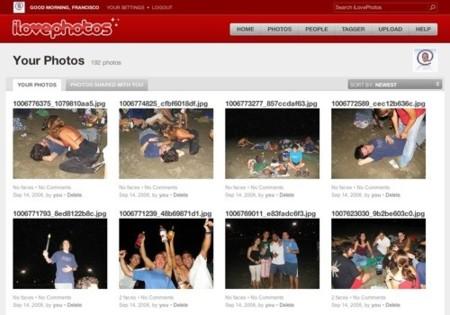 I Love Photos, nueva aplicación web para subir y compartir fotografías
