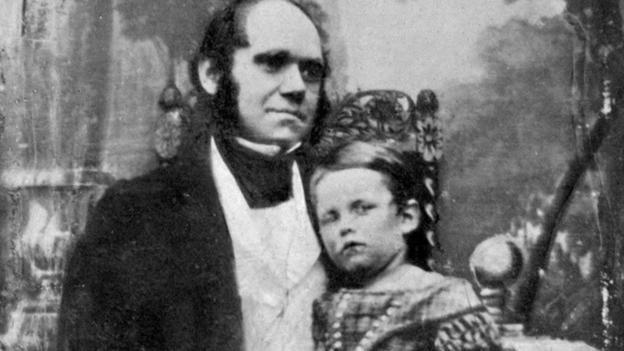Cuando los hijos de Charles Darwin fueron víctima de las propias leyes de selección natural de su padre