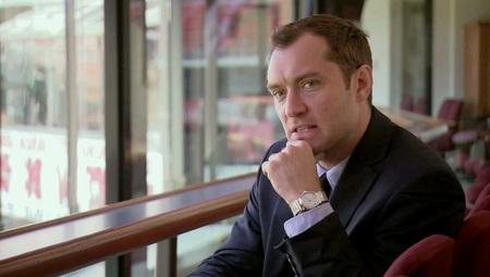 Jude Law será el villano del western de Lynne Ramsay