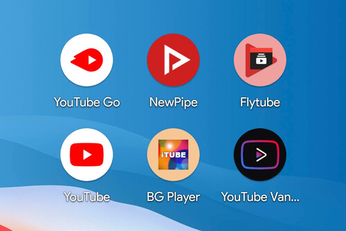 Las mejores aplicaciones para ver YouTube en el móvil que no son la aplicación oficial