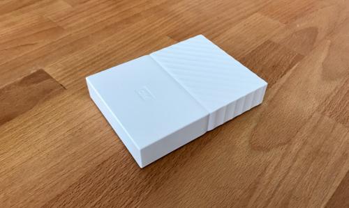 WD My PassPort de 4TB, análisis: los antiguos formatos de almacenamiento aún pueden dar guerra