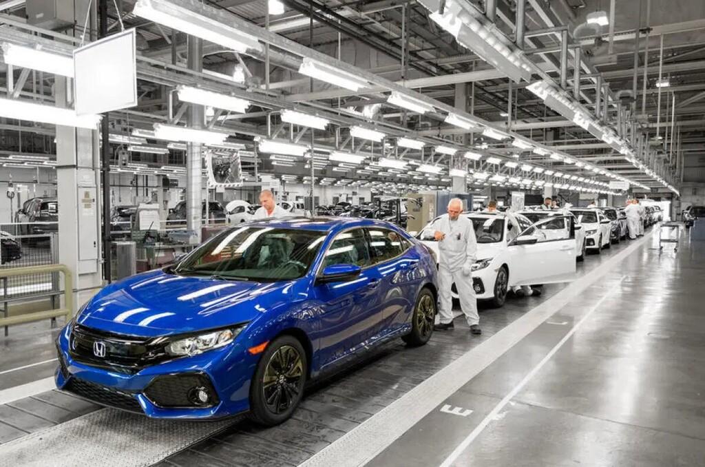Honda cerrará la planta inglesa donde fabrica el Honda Civic: ya ha sido vendida a un gigante de la logística