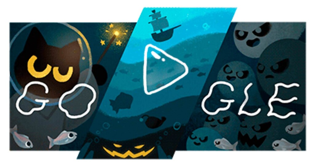 Nuevo juego de <strong>Google℗</strong> por Halloween: haz magia con el gato para derrotar a los fantasmas»>     </p> <p>Google ha introducido un <a href=