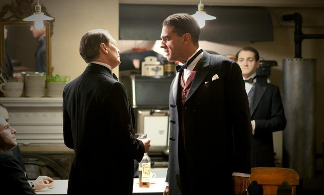 Nucky Thompson vs Rosetti