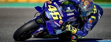 Los brotes verdes de la VR46 ya dan sus primeros frutos a Valentino Rossi