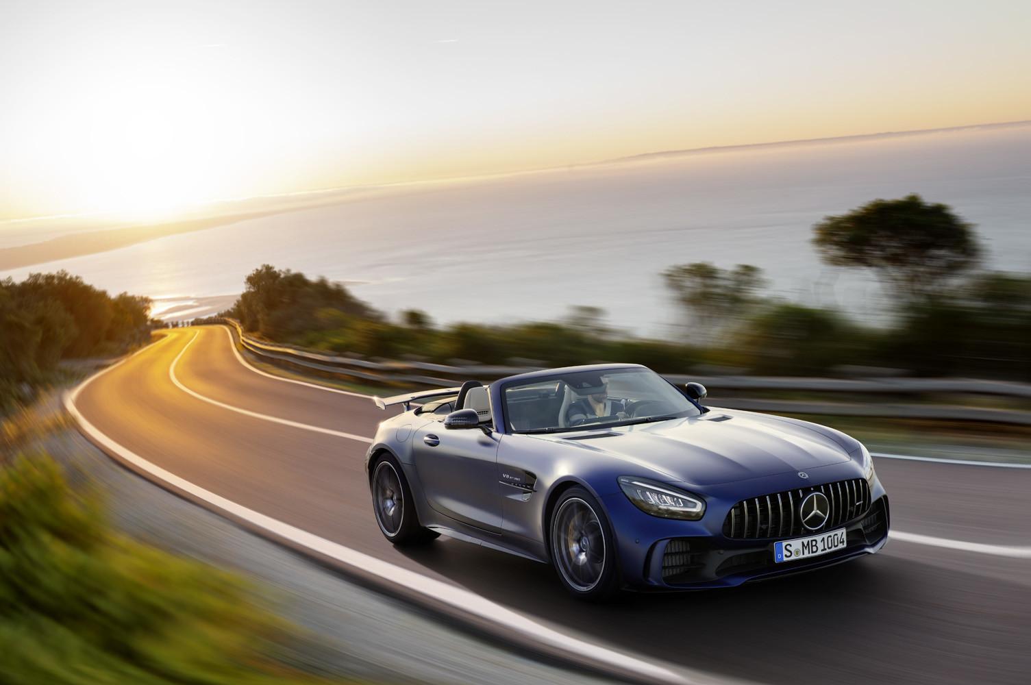 Foto de Mercedes-AMG GT R Roadster (22/29)