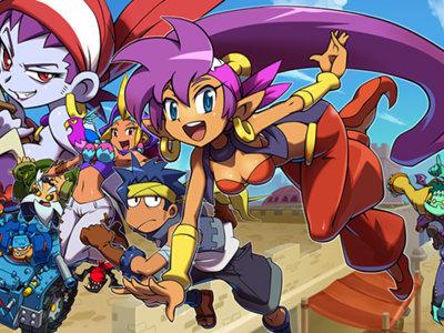 ¡Al abordaje! Mañana llega Shantae and the Pirate's Curse a Steam