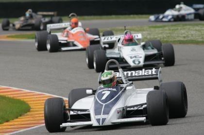 Joaquim Folch, otro español que gana en Fórmula 1... de históricos