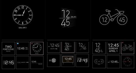 Más estilos para el reloj de Samsung con el nuevo add-on de Samsung Good Lock