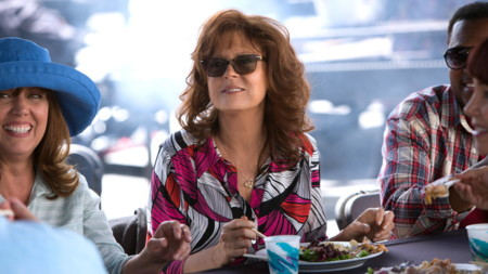 Susan Sarandon Es Una Madre Imperfecta