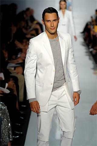 Michael Kors, Primavera-Verano 2010 en la Semana de la Moda de Nueva York