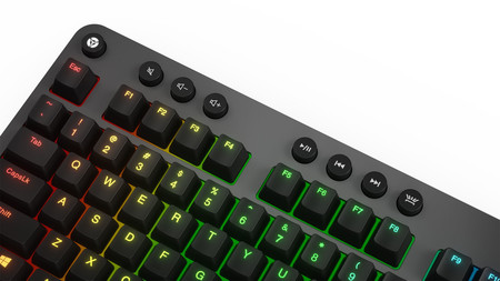 Lenovolegion K500 Rgb Keyboard 2
