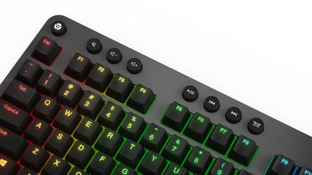 Lenovolegion K500 Rgb Keyboard 2
