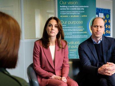 Kate Middleton lleva el traje perfecto que nos inspira cuando volvamos a la oficina