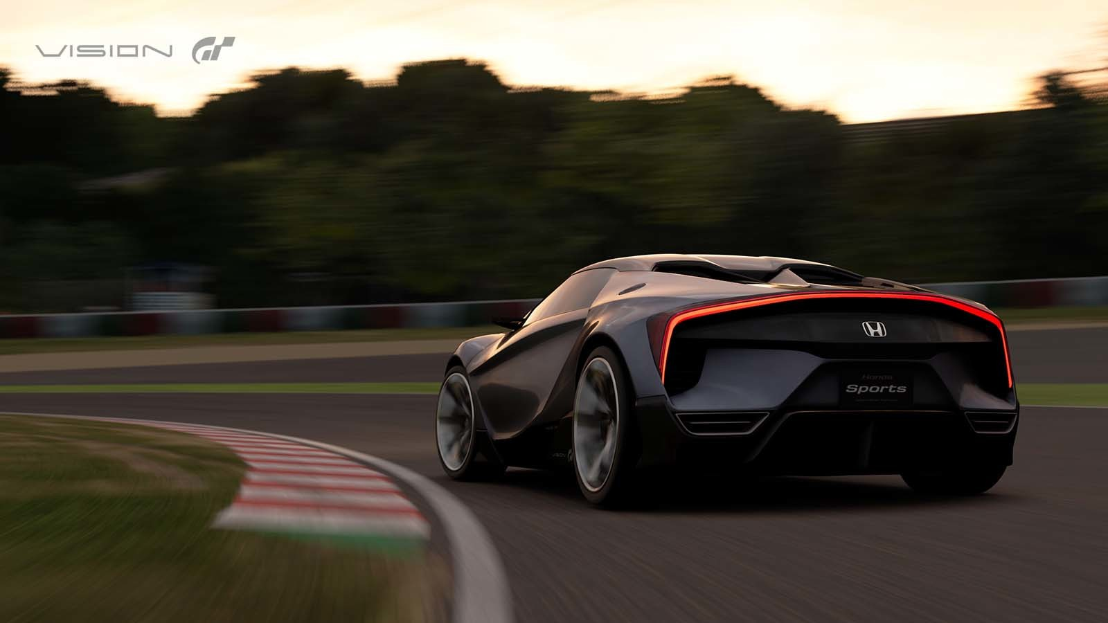 Foto de Honda Vision Gran Turismo Concept (6/12)