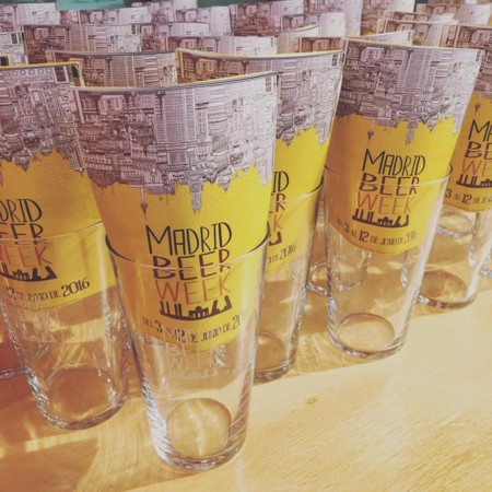 Madrid Beer Week 2016 2