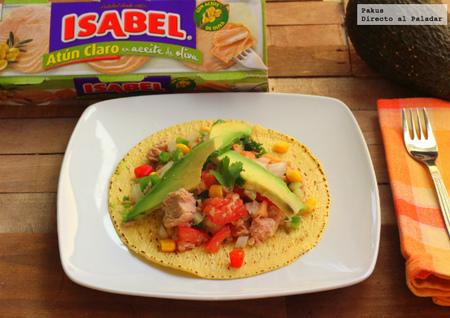 ensalada mexicana Isabel