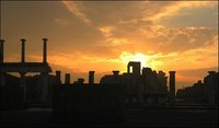 Pompeya: se derrumba el Cuartel de los Gladiadores y hay preocupación