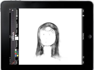 Qvik Sketch Pro, pinta de una forma divertida por poco dinero