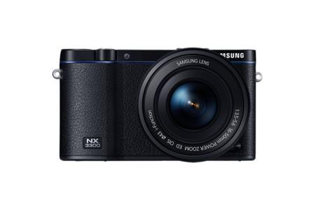 Samsung Nx3300 Aps C Mirrorless 2