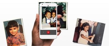 Cómo exprimir PhotoScan de Google para digitalizar tus fotos antiguas