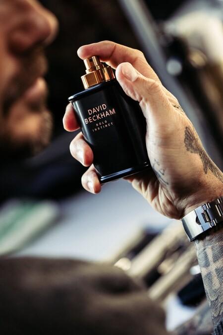 David Beckham Se Adentra Al Mundo De La Perfumeria Con Su Primera Fragancia Bold Instinct 02