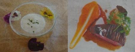 Menú Cen (cien), un menú centenario para los 100 años del hotel-balneario La Toja