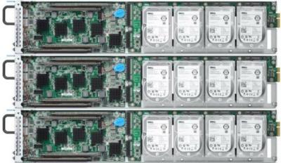 Dell se atreve con el mundo de los servidores ARM