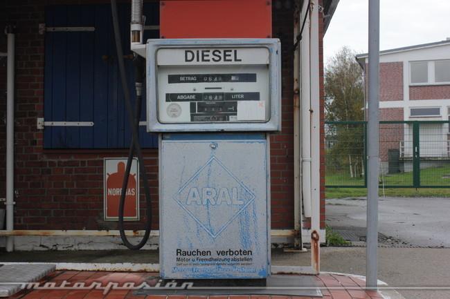 Surtidor de gasóleo