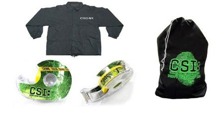 CSI Objects