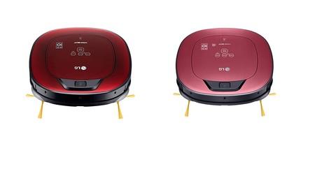Dos robots aspiradores de LG rebajados en Amazon mediante una oferta flash que durará sólo hata medianoche