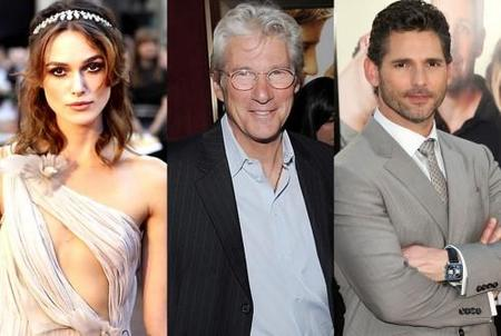 Keira Knightley, Richard Gere y Eric Bana en 'The Emperor´s Children'