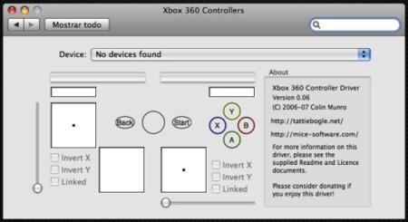 Nueva versión de Xbox 360 Controller Driver