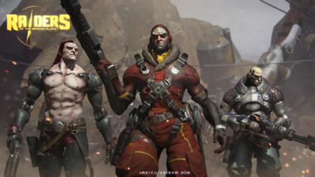 Primer tráiler de Raiders of the Broken Planet, lo nuevo de MercurySteam [E3 2016]