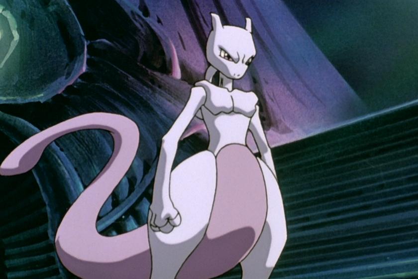 Mewtwo Strikes Back Evolution será la nueva película de Pokémon en 2019