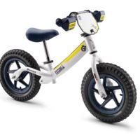 Bicicleta de entrenamiento para meter a los más pequeños la fiebre Husqvarna