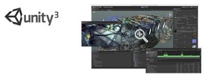 Unity 3D, desarrollo de videojuegos para iOS y Android, gratis hasta el 8 de Abril
